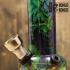 Бонг акриловый  «Graffiti #1 Green» (20 см.)