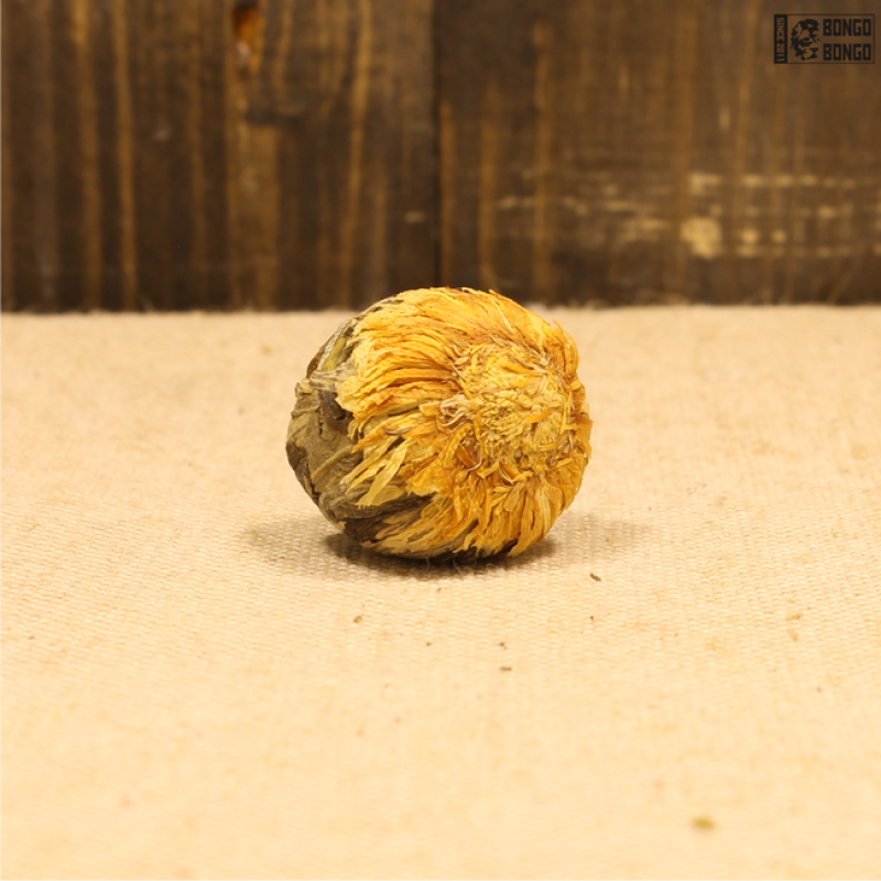 Связанный чай «Золотой цветок»  | 1 цветок