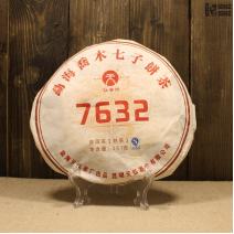 Шу пуэр «7632» (2016 год)  | 1 грамм