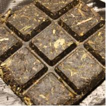 Прессованный чай  (1 грамм)