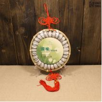Шен пуэр в подарочной упаковке (2008 год | Юннань)