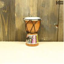 Барабан джембе «Рыба»  (12см)