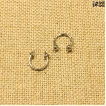Циркуляр светлый (1.2мм * 8мм)  |  Конусы | Шарики | Кастом | цена за 1 шт.