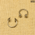 Циркуляр светлый (1.2мм * 12мм)  |  Конусы | Шарики | Кастом | 1шт.