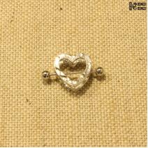 Штанга с украшением «Сердце» | цена за 1шт.