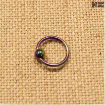 Кольцо радужное (1.2мм * 10мм) | цена за 1шт.