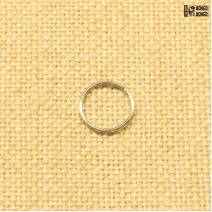 Кольцо в нос закрытое 0.8мм*10мм | цена за 1шт.
