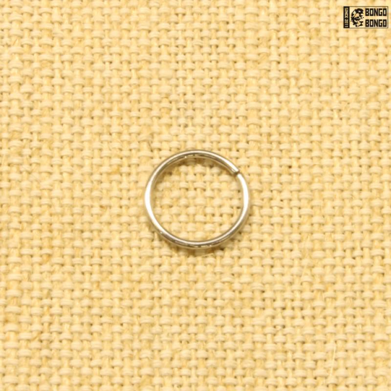 Кольцо в нос закрытое 1мм*10мм | 1шт.