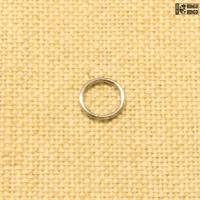 Кольцо в нос закрытое 1мм*8мм | 1шт.