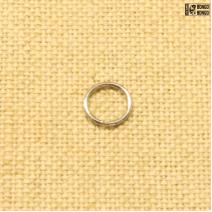 Кольцо в нос закрытое 1мм*8мм | цена за 1шт.
