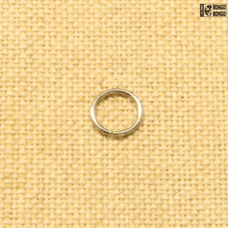 Кольцо в нос закрытое 1мм*8мм   1шт.