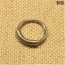 Кольцо с пружиной (2мм*13мм) | цена за 1шт.