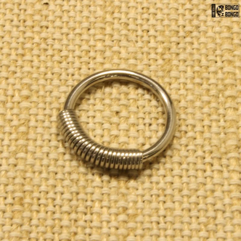 Кольцо с пружиной (1,6мм*13мм)   1шт.