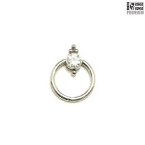 Кольцо Boho Implant Grade Титан (1.2ММ * 8ММ) | цена за 1шт.