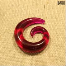 Растяжка «Улитка фиолетовая» 12мм | 1шт.