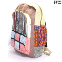 Рюкзак из хемпа | Непал | Модель #19