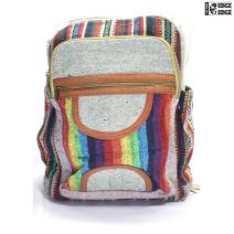 Рюкзак из хемпа | Непал | Модель #20