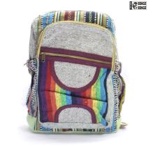 Рюкзак из хемпа | Непал | Модель #10
