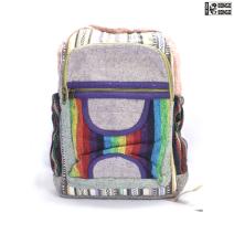 Рюкзак из хемпа | Непал | Модель #18