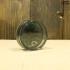 Гриндер пластиковый простой серый | Диаметр 60мм