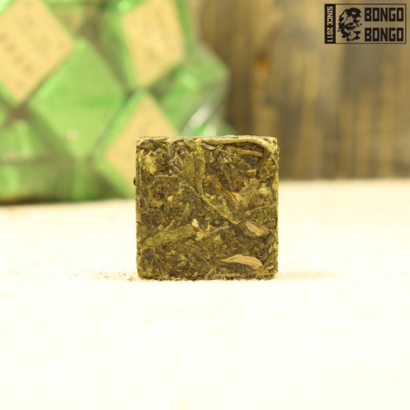 Шен пуэр «Маленький золотой кирпич»   1 шт. (6-7гр)
