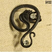 Кафф «Змея» #2