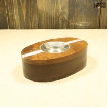 Пепельница деревянная «овал»