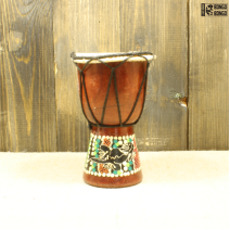 Барабан джембе «Геккон»  (12см)