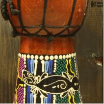 Барабан джембе «Ящерица»  (25см)