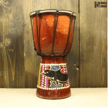 Барабан джембе «Рыба»  (25см)