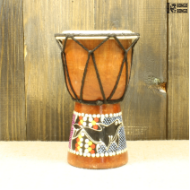 Барабан джембе «Рыба»  (15см)