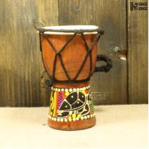 Барабан джембе «Черепаха»  (12см)